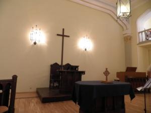 Scottish mission church in Budapest