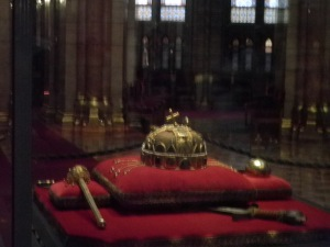 Hungarian crown