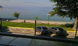 Ohrid balcony