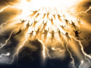 Rapture lightning