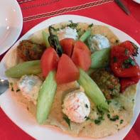 Bulgarian appetizer