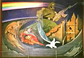 DIA mural