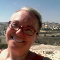 Me on the Mount of Olives