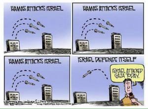 Israel defends itself