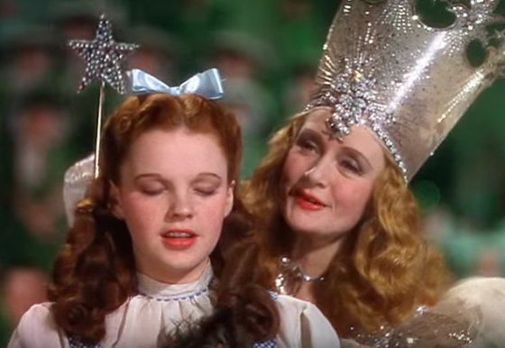 There's no place like home (The Wizard Of Oz, 1939) - YouTube - Google Chrome 31-Jul-17 103158