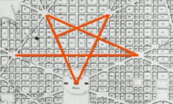 pentagram missing portion